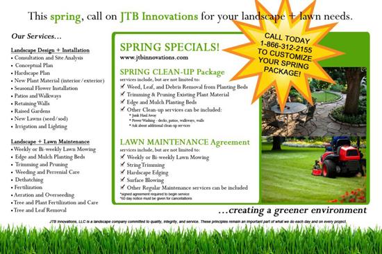 Landscaping Maintenance Quality Landscape Services